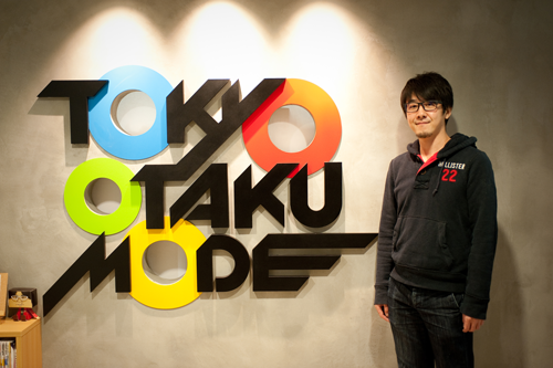 Tokyo Otaku Mode Co-Founder,Corporate Officer 秋山卓哉さん