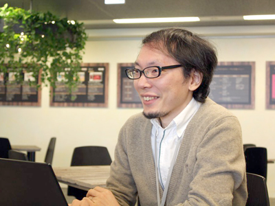 鈴木基信さん